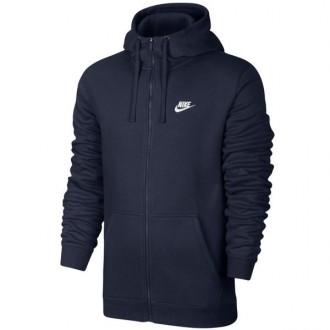 Imagem - Jaqueta Nike Moletom Sportswear Hoodie - 804389-451-174-175