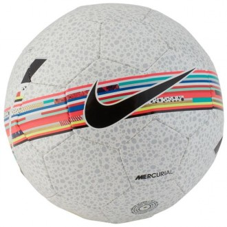 Imagem - Mini Bola Nike Cr7 Mercurial - SC3897-100-174-87
