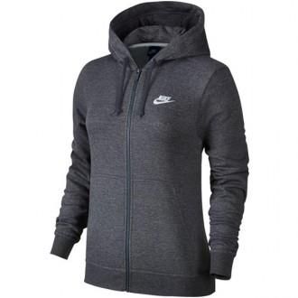 Imagem - Jaqueta Nike Feminina Moletom Sportswear Hoodie - 853930-071-174-116