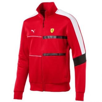 Imagem - Jaqueta Puma Scuderia Ferrari T7 Track - 57782201-218-314