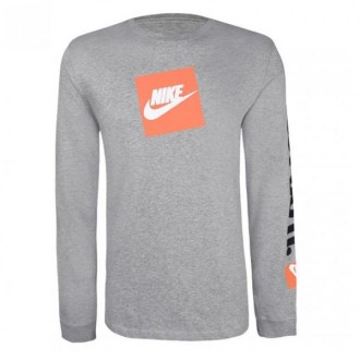 Imagem - Camiseta Nike Manga Longa Nsw Tee Just Do It - BV1375-063-174-129