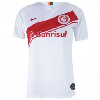 Imagem - Camisa Nike Internacional Away 2019 Feminina - CJ5971-100-399-64