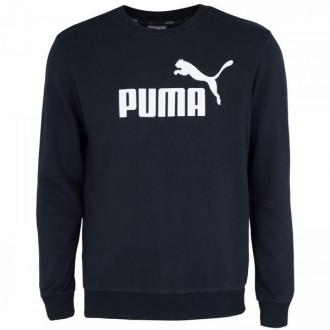 Imagem - Blusao Puma Ess Sweat Tr Big Logo - 851750-01-218-234