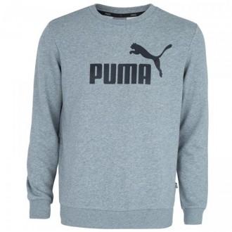 Imagem - Blusao Puma Ess Sweat Crew Tr Big Logo - 851750-03-218-121