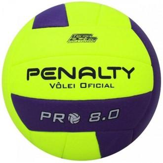 Imagem - Bola Penalty Volei 8.0 Pro Ix - 541582-197-481