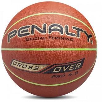 Imagem - Bola Penalty Basquete 6.8 Cross Over Feminino - 521255-197-156