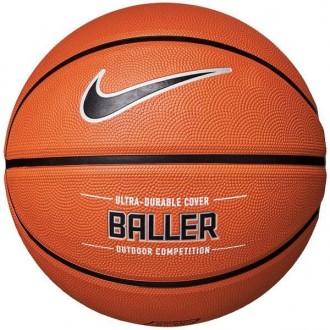 Imagem - Bola Nike Basquete Baller 8p T7 - BB9132-855-174-186