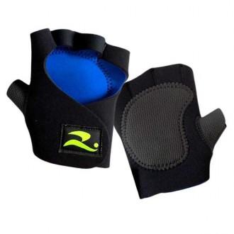 Imagem - Luva Realtex Fitness Neoprene - 0709-228-219