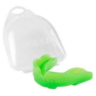 Imagem - Protetor Bucal Vollo Simples Com Estojo - VM502-2-406-312