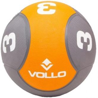 Imagem - Bola Vollo Medicine Ball 3kg - VP1003-406-249