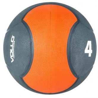 Imagem - Bola Vollo Medicine Ball 4kg - VP1004-406-249