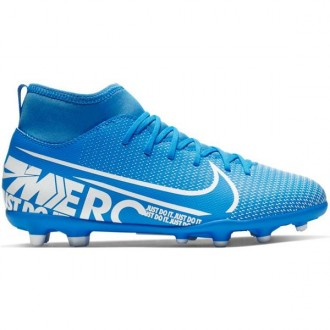 Imagem - Chuteira Nike Mercurial Superfly 7 Club Infantil - AT8150-414-174-16
