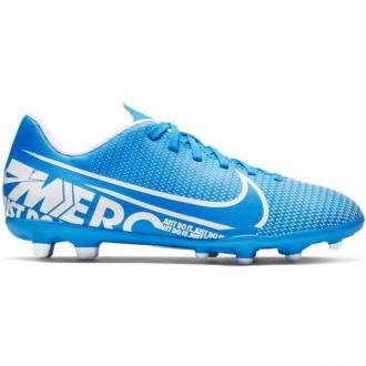Imagem - Chuteira Nike Vapor 13 Club Infantil Fg - AT8161-414-174-16
