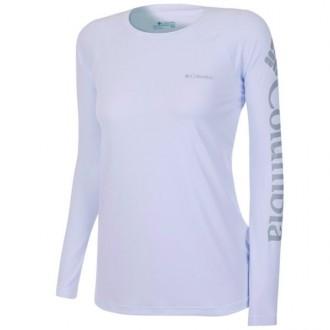Imagem - Camiseta Columbia Aurora M/L Feminina - 320431-100-428-86