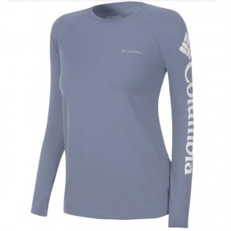 Imagem - Camiseta Columbia Aurora M/L Feminina - 320431-436-428-107