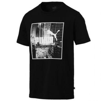 Imagem - Camiseta Puma Photo Street Tee - 580197-01-218-219