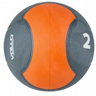 Imagem - Bola Vollo Medicine Ball 2kg - VP1002-406-249