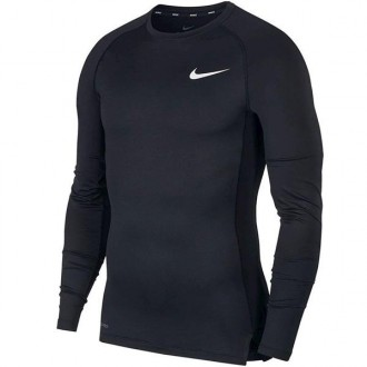 Imagem - Camiseta Nike Manga Longa Top Ls Tight - BV5588-010-174-219