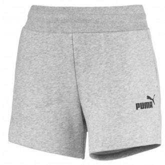 Imagem - Bermuda Puma Essentials Sweat Short Moletom Feminino - 851821-04-218-116