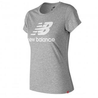 Imagem - Camiseta New Balance Feminina Basic - BWT91546-AG-359-119