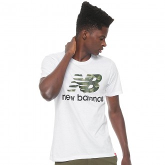 Imagem - Camiseta New Balance Especial - BMT91546-EMGN-359-86