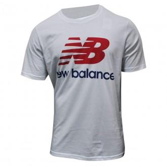 Imagem - Camiseta New Balance Logo Basic - BMT91546-359-64