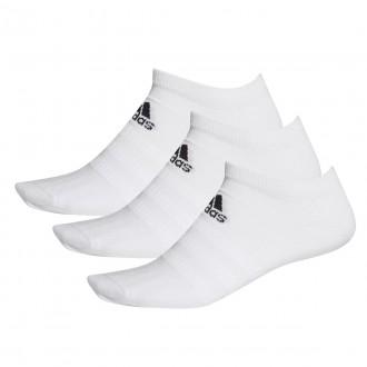 Imagem - Kit Meia Adidas Soquete Sem Cano 3 Pares - DZ9401-1-86