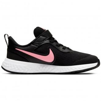 Imagem - Tenis Nike Revolution 5 Psv Infantil - BQ5672-002-174-261