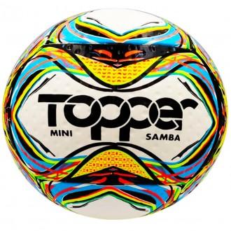 Imagem - Mini Bola Topper Futcampo Samba 2020 - 5006001415-275-26