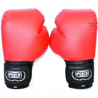 Imagem - Luva Boxe Punch Pu Importada - 2161-315-265