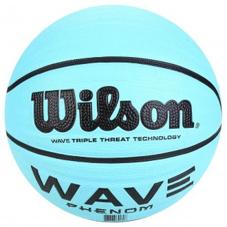 Imagem - Bola Wilson Basquete Wave Phenom 295 - WTB1888-301-20