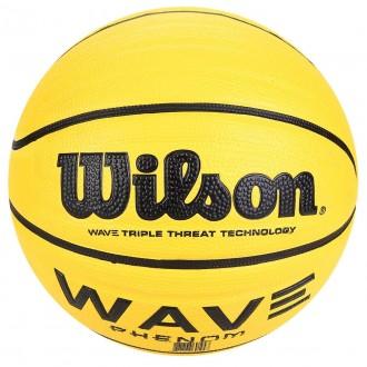 Imagem - Bola Wilson Basquete Wave Phenom 295 - WTB1888-301-337