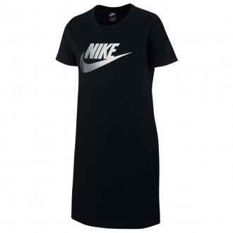 Imagem - Vestido Nike T-Shirt Dress Futura Infantil