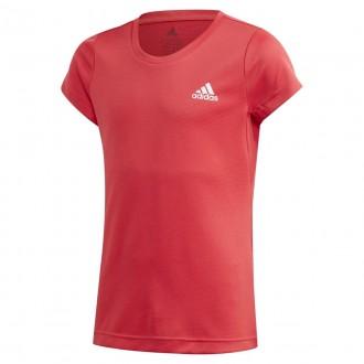 Imagem - Camiseta Adidas Infantil Jg Tr Aero Tee
