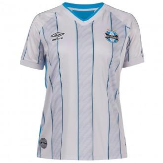 Imagem - Camisa Umbro Gremio Ii Feminina Oficial 2020 - 922126-426-30