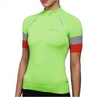 Imagem - Camiseta Lupo Bike Feminina - 71673-149-807