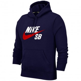 Imagem - Moletom Nike Sb Icon Hoodie Essential - AJ9733-410-174-673