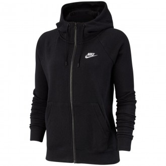 Imagem - Jaqueta Nike Moletom Nsw Essential Hoodie Fz Flc - BV4122-010-174-234