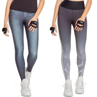 Imagem - Calca Legging Live Reversivel Motion - 83679-414-471