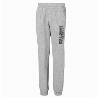 Imagem - Calca Puma Infantil Moletom Sweat Pants - 581345-03-218-121