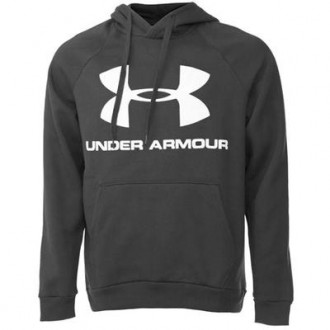 Imagem - MOLETOM UNDER ARMOUR RIVAL FLEECE SPORTSTYLE HOODIE - 1359418-001-442-234