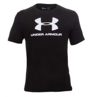 Imagem - CAMISETA UNDER ARMOUR SPORTSTYLE LOGO SS - 1359394-001-442-234