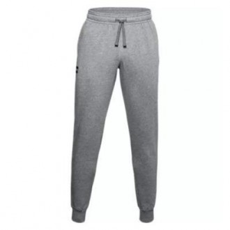 Imagem - CALCA UNDER ARMOUR MOLETOM RIVAL FLEECE JOGGER - 1364764-012-442-107