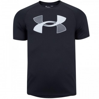 Imagem - CAMISETA UNDER ARMOUR TECH GRAPHIC - 1364765-002-442-219