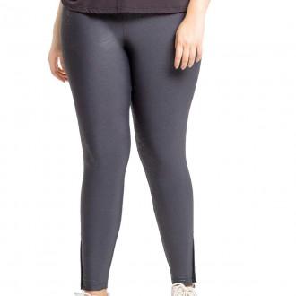 Imagem - Legging Live Fuso Zip Effect Plus Size