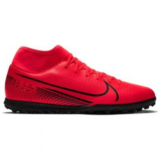 Imagem - CHUTEIRA NIKE SOCIETY SUPERFLY 7 CLUB TF - AT7980-606-174-318