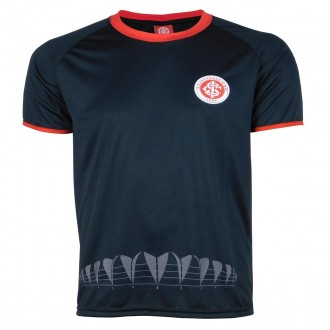 Imagem - Camiseta Internacional Preto