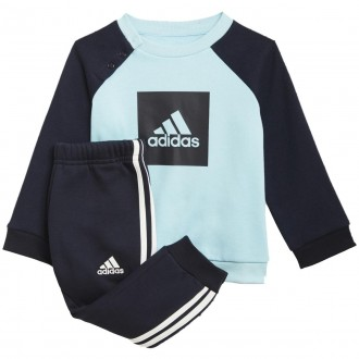 Imagem - Agasalho Adidas Infantil Moletom Logo