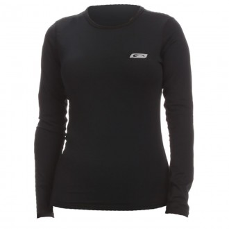 Imagem - Camiseta Sol Sports Termica Fem 2a Pele Super Warm