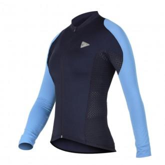 Imagem - Camiseta Sol Sports Ciclista Fem M/L New Training